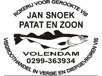 Vishandel Jan Snoek Patat en zonen